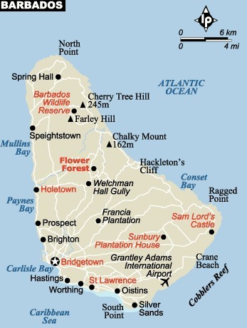 data-recovery-barbados-map