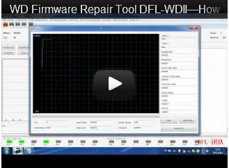 DFL-WDII, The Best WD HDD Repair Tool-How To Run 44 Optimization