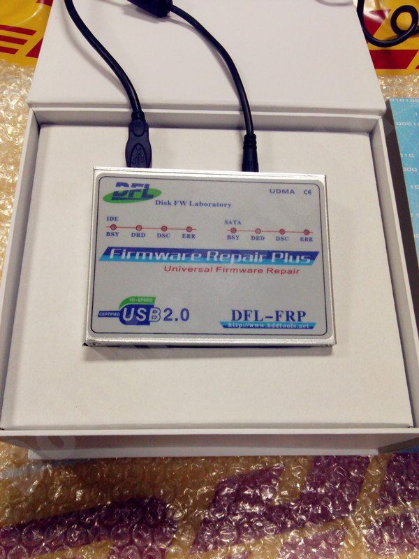 DFL-FRP box