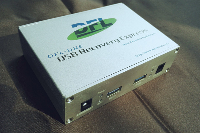 DFL-URE-USB3.0-Data-Recovery-Tool