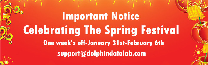 Important Holiday Notice Spring Festival Holiday