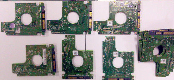 WD-USB-SATA-PCB Paketi