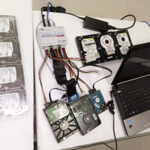 DFL SRP All In One USB30 Data Recovery Equipment