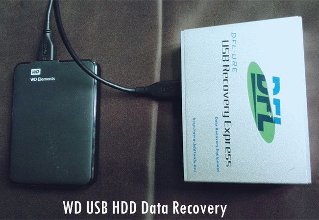 Faulty hdd data recovery