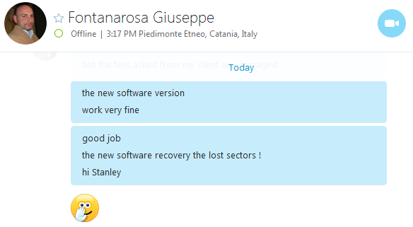 happy-client-from-italy-on-new-version-of-dfl-data-recovery-tools