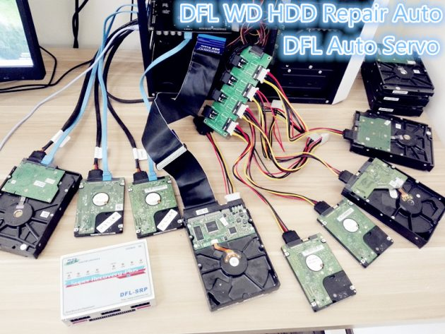 WD HDD Repair Ultimate Auto - Dolphin Data Lab