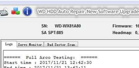 Dolphin new WD Auto Repair Program is Available - Dolphin Data Lab