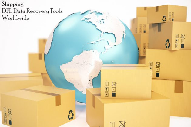 shipping dfl data recovery tools worldwide dolphin data lab