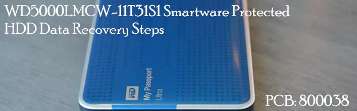Wd5000lmcw 11t31s1 My Passport Smartware Forensic Data